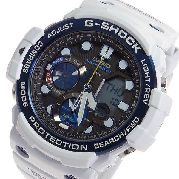 カシオ Gショック ガルフマスターシリーズ メンズ 腕時計 GN-1000C-8A ブラック【送料無料】