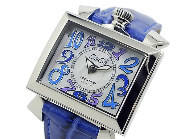 ガガミラノ GAGA MILANO ナポレオーネ NAPOLEONE 腕時計 6030-3【送料無料】