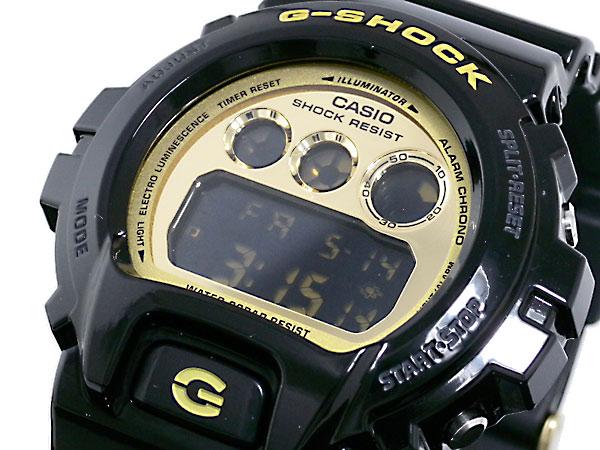 カシオ CASIO Gショック G-SHOCK クレイジーカラーズ 腕時計 DW6900CB-1