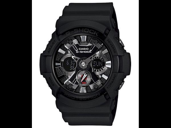 カシオ CASIO Gショック G-SHOCK 腕時計 GA-201-1AJF 国内正規【送料無料】
