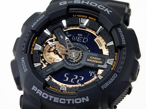 カシオ CASIO Gショック G-SHOCK 腕時計 GA110RG-1A【送料無料】