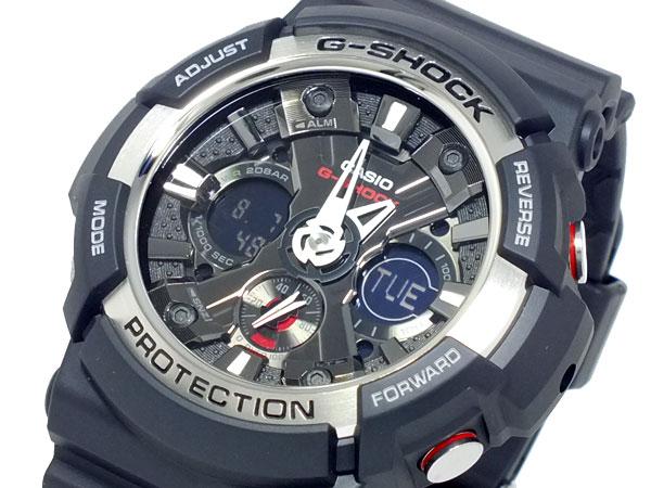 カシオ CASIO Gショック G-SHOCK 腕時計 GA200-1A【送料無料】