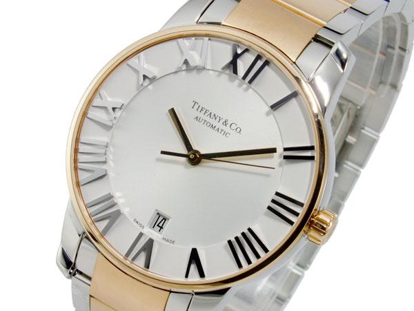 ティファニー TIFFANY&CO アトラス ドーム ATLAS DOME 自動巻 メンズ 腕時計 Z1800.68.13A21A00A【送料無料】