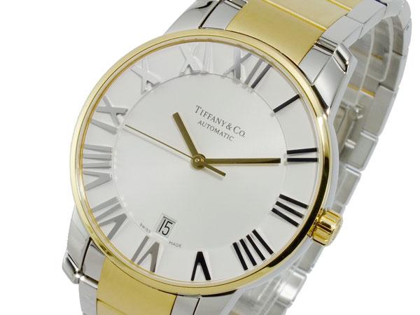 ティファニー TIFFANY&CO アトラス ドーム ATLAS DOME 自動巻 メンズ 腕時計 Z1800.68.15A21A00A【送料無料】