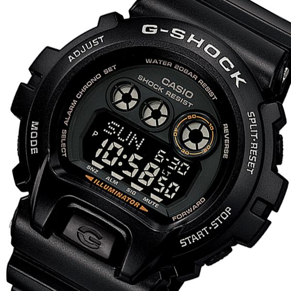 カシオ CASIO Gショック G-SHOCK デジタル メンズ 腕時計 GD-X6900-1 ブラック【送料無料】