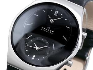 スカーゲン SKAGEN 腕時計 メッシュ 733XLSLB:リコメン堂ファッション館