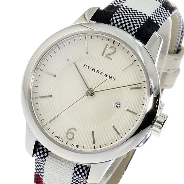 バーバリー BURBERRY クオーツ レディース 腕時計 BU10103 シルバー【送料無料】