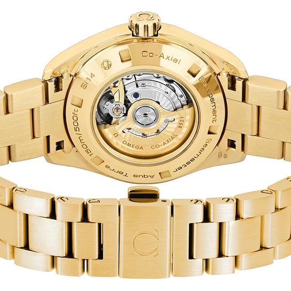 オメガ OMEGA シーマスター 自動巻き メンズ 腕時計 231.55.34.20.55.001 ホワイトパール【】【楽ギフ_包装】