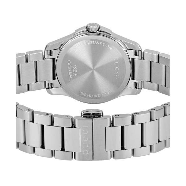 グッチ GUCCI Gタイムレス クオーツ レディース 腕時計 YA126524 ピンク