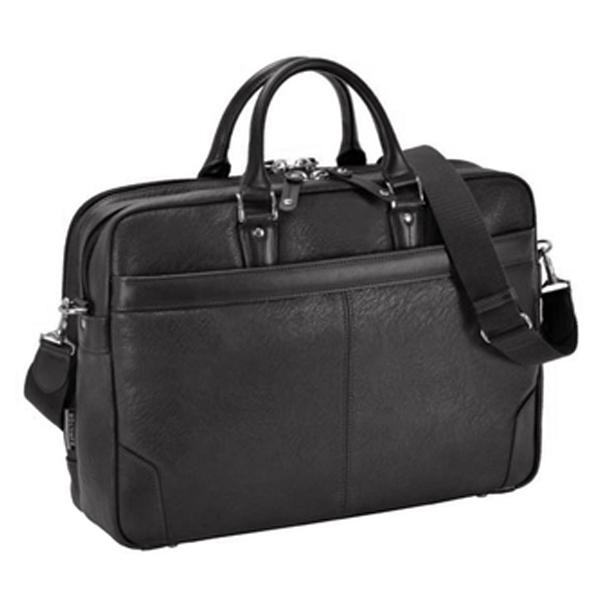 ハミルトン HAMILTON 合皮ビジネスシリーズ メンズ ビジネスバッグ ブリーフケース 26626 ブラック【送料無料】