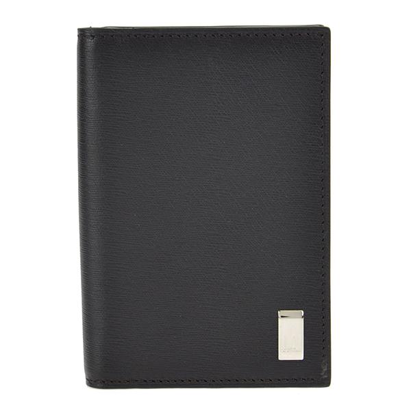 ダンヒル DUNHILL メンズ 名刺入れ カードケース FP4700E-BLK ブラック【送料無料】