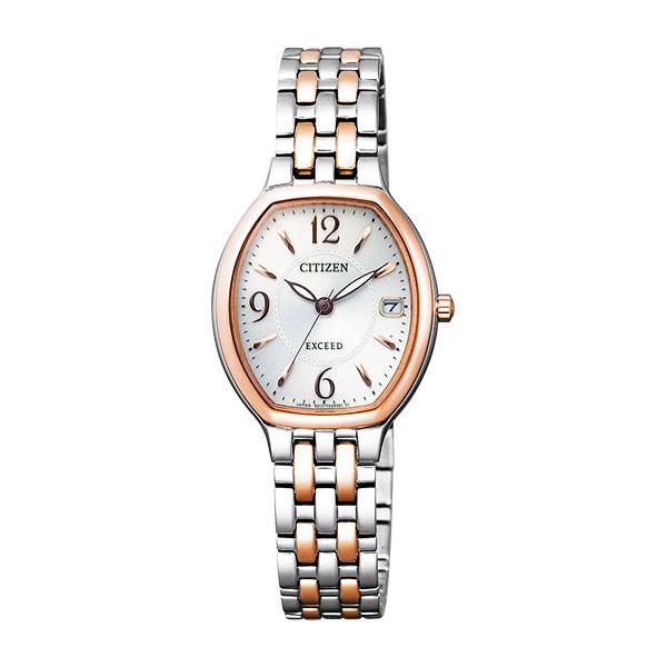 シチズン CITIZEN エクシード レディース 腕時計 EW2434-56A 国内正規【】【楽ギフ_包装】