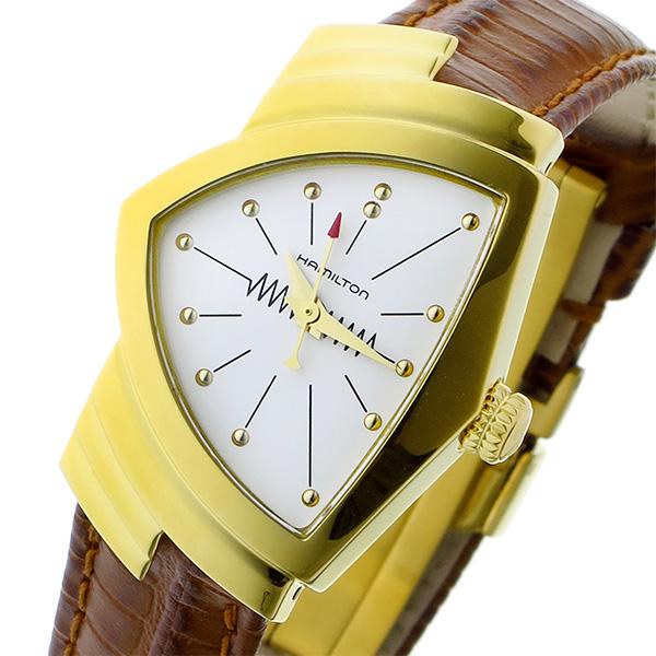 ハミルトン HAMILTON ベンチュラ クオーツ レディース 腕時計 H24101511【送料無料】