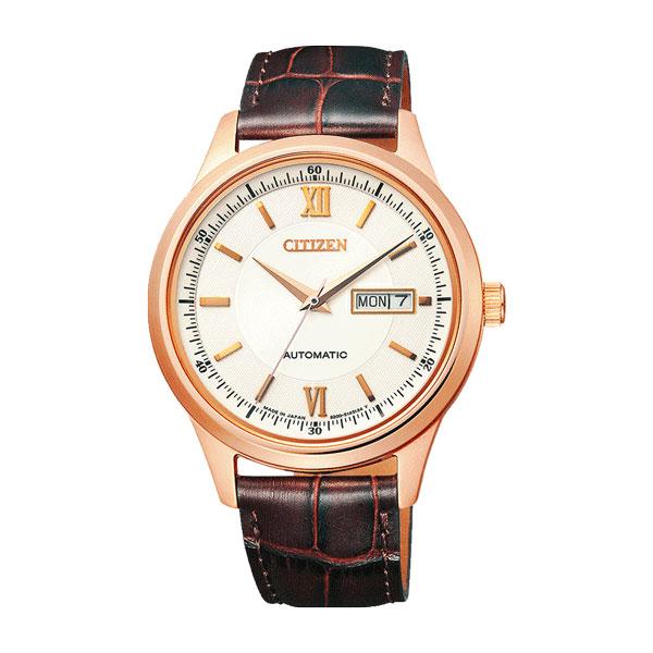 シチズン CITIZEN シチズンコレクション メンズ 自動巻き 腕時計 NY4052-08A 国内正規【送料無料】