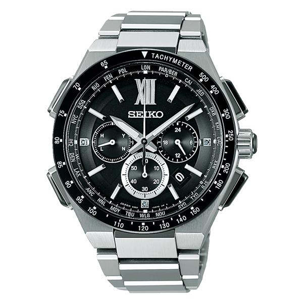 セイコー SEIKO ブライツ BRIGHTZ ソーラー 電波 メンズ 腕時計 SAGA205 国内正規【送料無料】