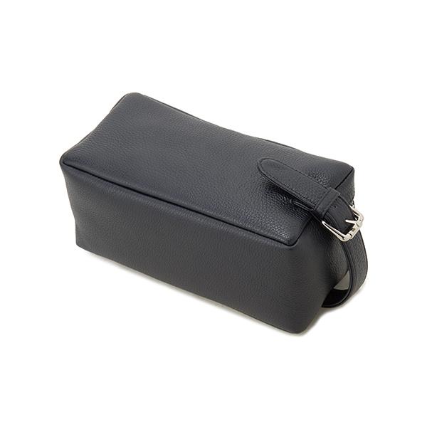 クロミア CROMIA メンズ セカンドバッグ NV イタリアレザー 1600033 ネイビー 送料無料5R3qLAj4