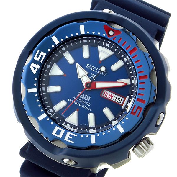セイコー SEIKO プロスペックス パディコラボ 200M ダイバーズ 自動巻き メンズ 腕時計 SRPA83J1 ネイビー【送料無料】