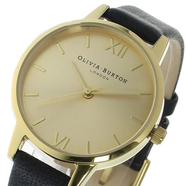 オリビアバートン OLIVIA BURTON クオーツ レディース 腕時計 OB14MD20 ゴールド