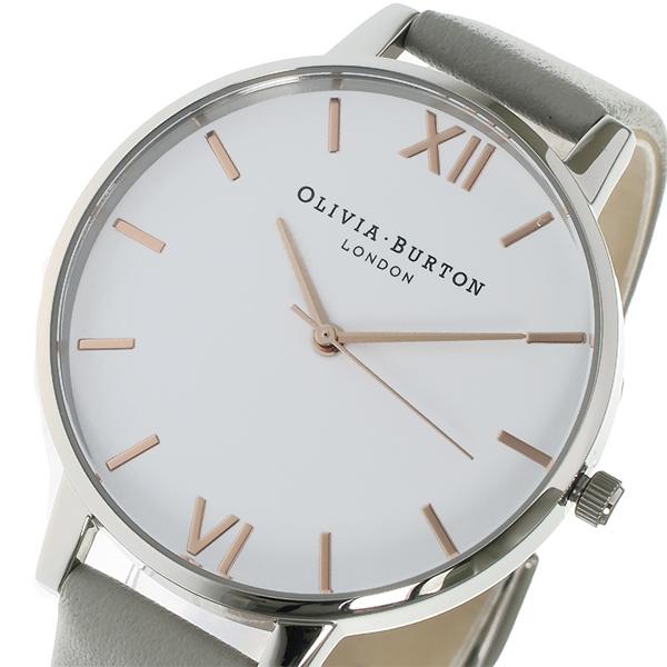 オリビアバートン OLIVIA BURTON クオーツ レディース 腕時計 OB16BDW22 ホワイト【送料無料】