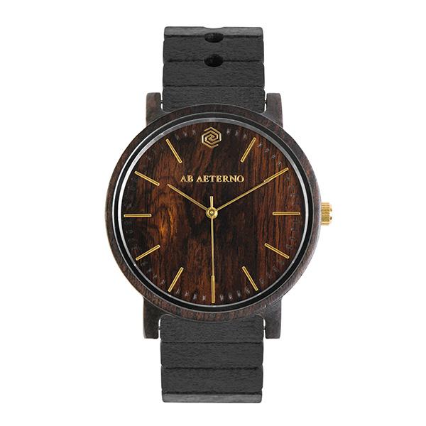 アバテルノ AB AETERNO ハーモニー エクリプス ECLIPSE 35mm レディース 腕時計 9825011 ブラウン【送料無料】