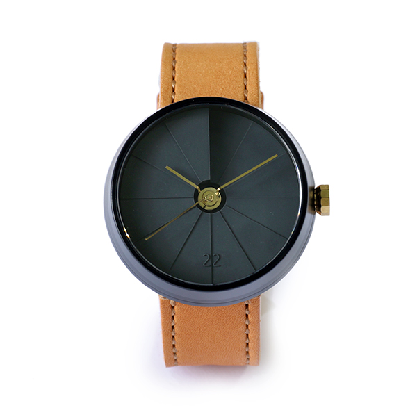22designstudio 4th Dimension Watch (midnight) 腕時計 CW02003【送料無料】
