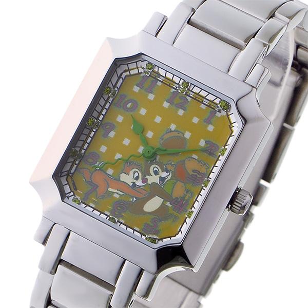 ディズニーウオッチ Disney Watch クオーツ レディース 腕時計 MC-1612-CD チップとデール【送料無料】