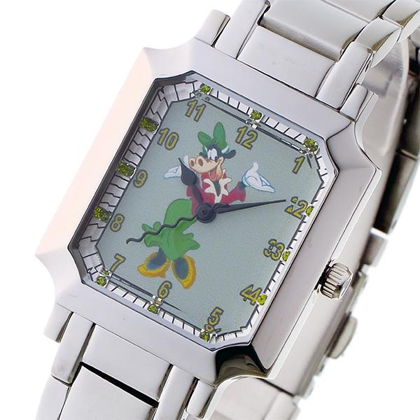 ディズニーウオッチ Disney Watch クオーツ レディース 腕時計 MC-1612-CL クララベル【送料無料】