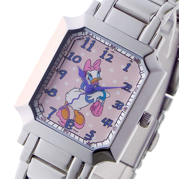 ディズニーウオッチ Disney Watch クオーツ レディース 腕時計 MC-1612-DA デイジー【送料無料】