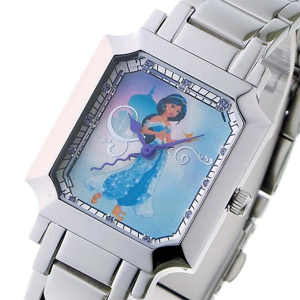 ディズニーウオッチ Disney Watch クオーツ レディース 腕時計 MC-1612-JS ジャスミン【送料無料】