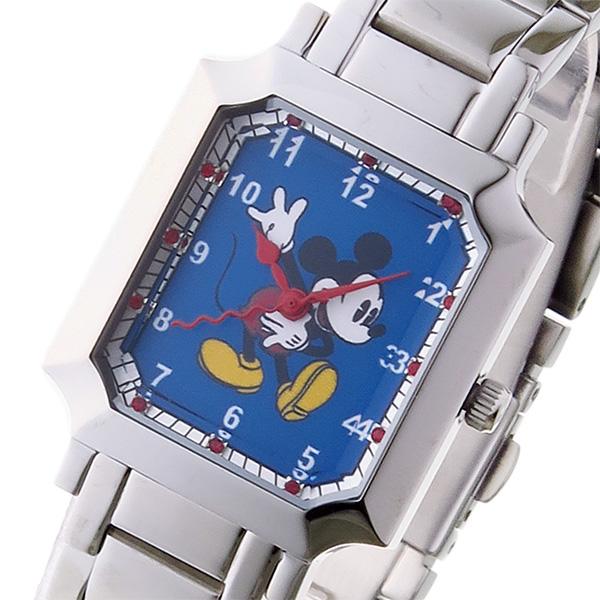 ディズニーウオッチ Disney Watch クオーツ レディース 腕時計 MC-1612-MC ミッキー【送料無料】