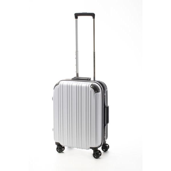 アクタス ACTUS ツートン フレームハードS 旅行 トラベル スーツケース 74-20249 カーボンホワイト【送料無料】