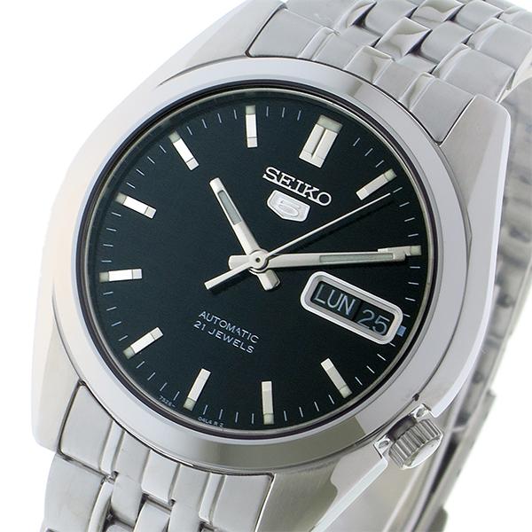 セイコー SEIKO セイコー5 SEIKO 5 自動巻き メンズ 腕時計 時計 SNK361K1 ブラック