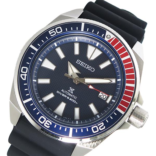 セイコー SEIKO プロスペックス PROSPEX 自動巻き メンズ 腕時計 SRPB53K1 ネイビー【送料無料】