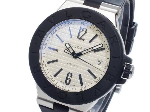 ブルガリ BVLGARI 自動巻き メンズ 腕時計 DG40C6SVD【送料無料】