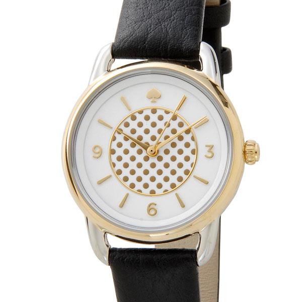 ケイトスペード KATE SPADE ボースハウス Boath House レディース 腕時計 KSW1162 ホワイト/ゴールド【送料無料】