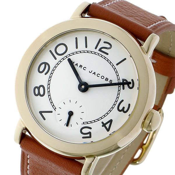 マーク ジェイコブス MARC JACOBS ライリー RILEY クオーツ ユニセックス 腕時計 MJ1574 ブラウン【送料無料】