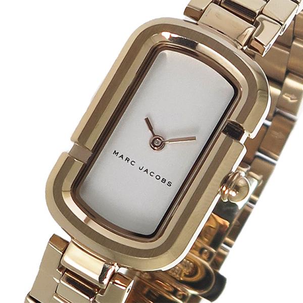 マークジェイコブス MARC JACOBS クオーツ レディース 腕時計 MJ3505 シルバー【送料無料】