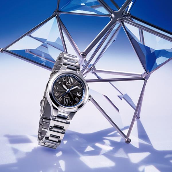 カシオ CASIO シーン SHEEN クオーツ レディース 腕時計 SHW-1750D-1AJF ブラック 国内正規【】【楽ギフ_包装】