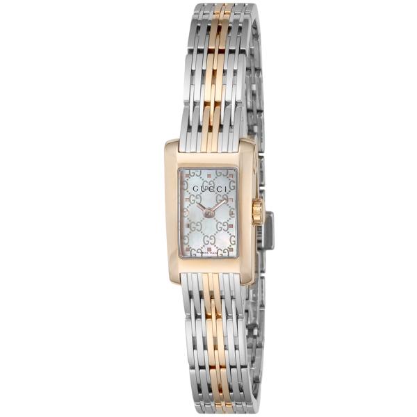 グッチ GUCCI Gメトロ クオーツ レディース 腕時計 YA086516 ホワイトシェル【送料無料】