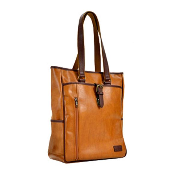 フィリップラングレー PHILIPE LANGLET トートバッグ 日本製 豊岡製鞄 メンズ 53415-10H キャメル【送料無料】