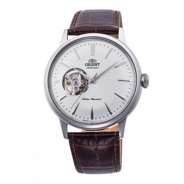 オリエント ORIENT 自動巻き メンズ 腕時計 RN-AG0005S シルバー【送料無料】