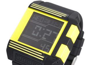 最安 ディーゼル DIESEL 腕時計 軽量 デジタル メンズ DZ7095, 小田郡 fc9a5669
