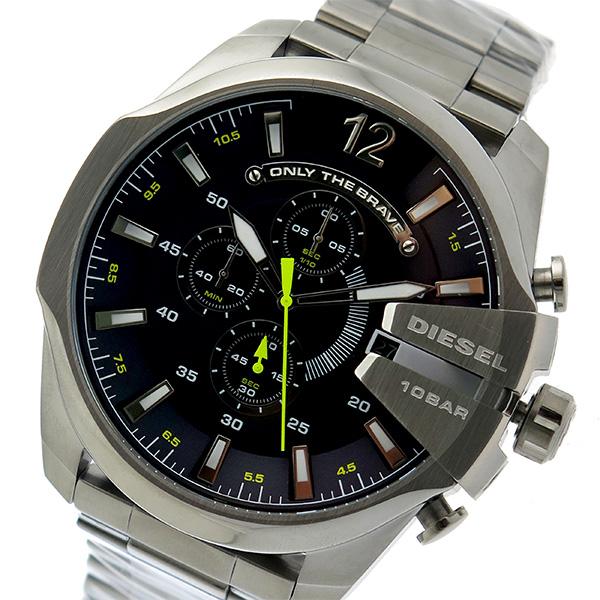 ディーゼル DIESEL クオーツ メンズ 腕時計 DZ4465 グレー【送料無料】