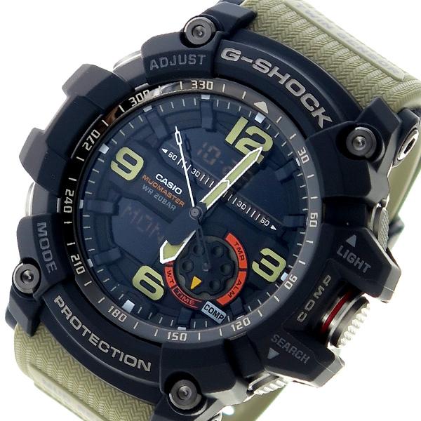 カシオ CASIO Gショック G-SHOCK クオーツ メンズ 腕時計 GG-1000-1A5 ブラック×カーキ【送料無料】
