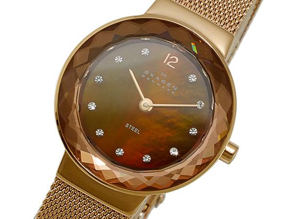 スカーゲン SKAGEN 腕時計 456SRR1【送料無料】