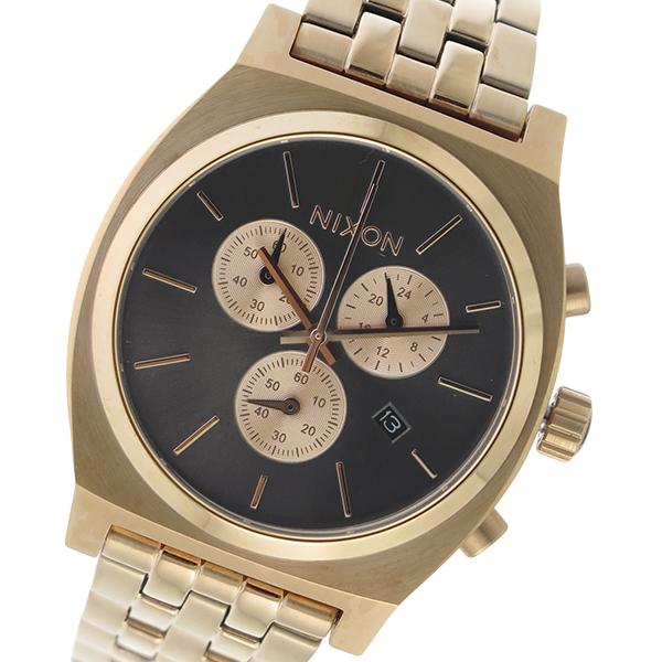 ニクソン NIXON クオーツ メンズ 腕時計 A972-2046 グレー【送料無料】
