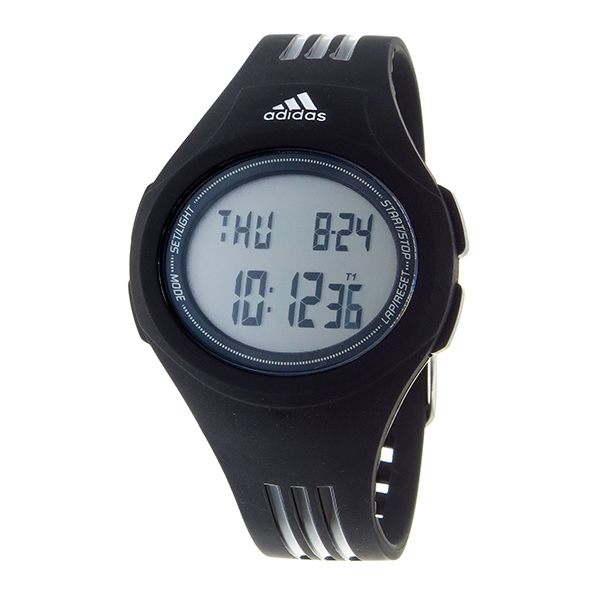 アディダス ADIDAS ウラハ URAHA デジタル クオーツ ユニセックス 腕時計 時計 ADP3159 ブラックJTlFKc1