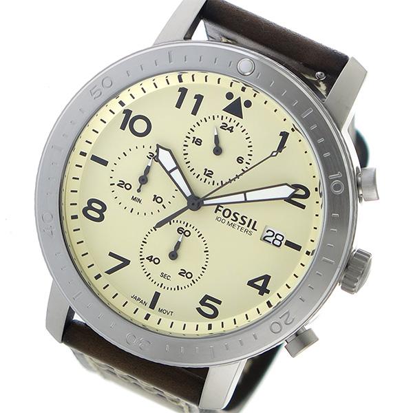 フォッシル FOSSIL クオーツ メンズ 腕時計 CH3084 キナリ【送料無料】