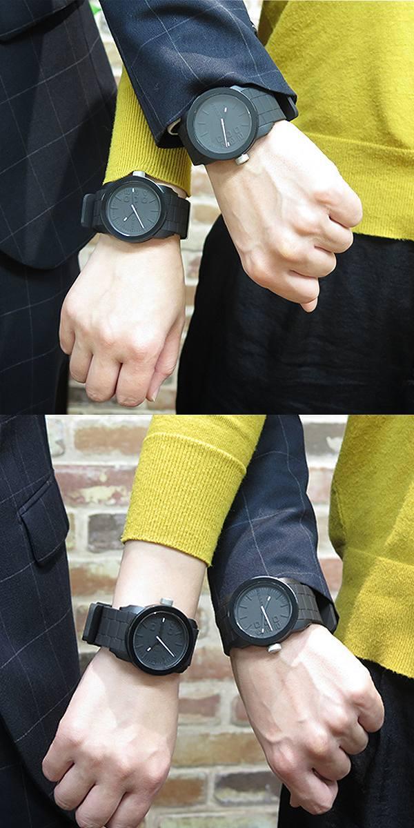 【ペアウォッチ】ディーゼル DIESEL ペアウォッチ 腕時計 DZ1437 DZ1437 ブラック ブラック【】【楽ギフ_包装】