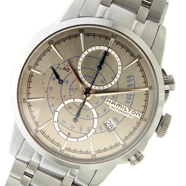 ハミルトン HAMILTON レイルロード 自動巻き メンズ 腕時計 H40656181 シルバー【送料無料】
